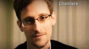 Video: A Christmas Message from NSA Whistleblower Edward Snowden