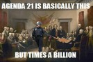 Agenda 21: The Real Hunger Games