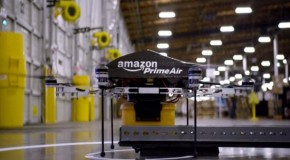 Amazon Prime Air: Retailer unveils drone delivery service