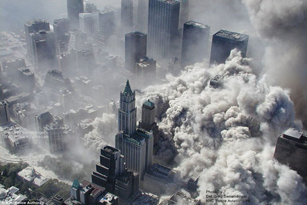"""An Act of War CIA Leak Gives """"Incontrovertible Evidence"""" That 9 11 Was State Sponsored"""