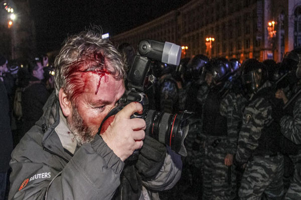 At least 70 journalists killed around world in 2013