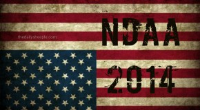 Bigger, Badder NDAA 2014 Quietly Passed the House and Senate – and It Is On the Way to Obama's Desk