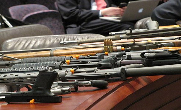 CT Deadline To Register Your Assault Weapon is Jan