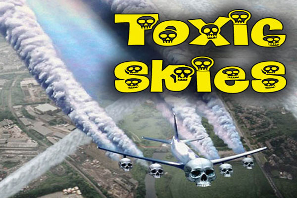 Chemtrails Learn How to Protect Yourself From These Treacherous Poisons