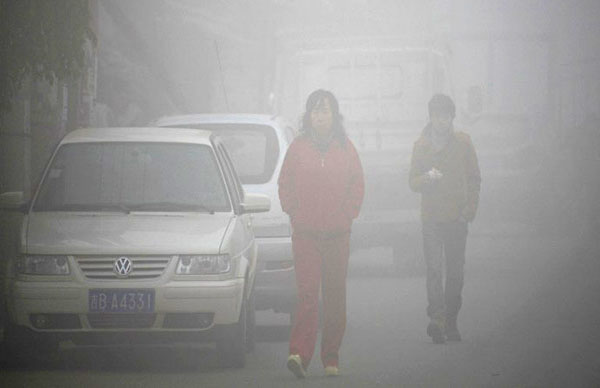 China eyes artificial rain to fight pollution