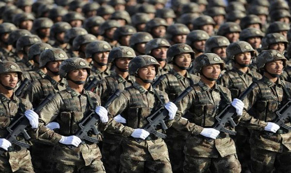 Chinese President Orders PLA To Prepare For War