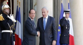 France Lies For Israel