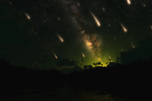 Geminid meteor shower 2013 up to 120 meteors an hour expected Saturday morning