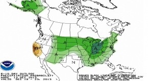 GeoEngineering Targets Drought Condition In CA