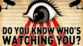 Infographics: They Are Watching You