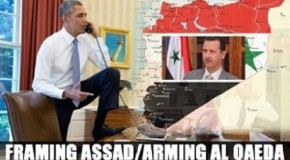 Insiders Reveal Obama Framed Assad for Chemical Weapons Attack