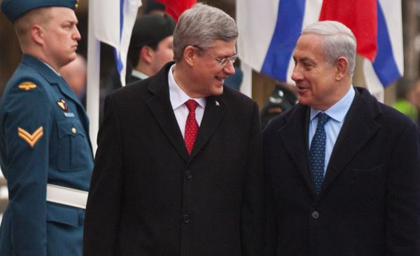 Israel's deathly nukes and Canada's deafening silence