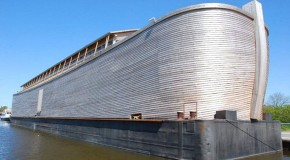 Noah's Ark Has Been Found. Why Are They Keeping Us In The Dark?