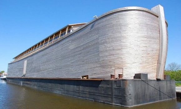 Noah's Ark Has Been Found. Why Are They Keeping Us In The Dark