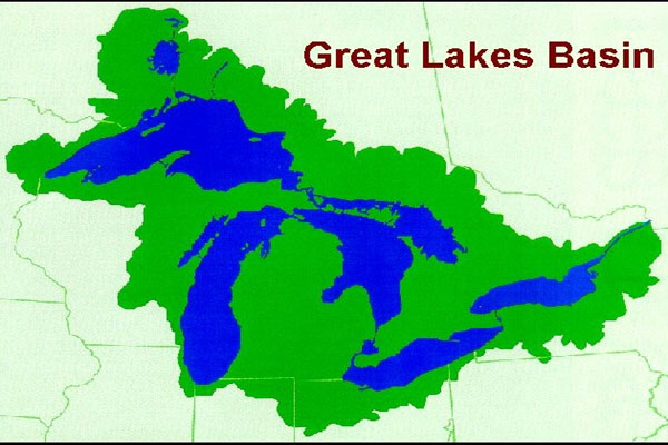 Obama Admin Allowing China To Suck Water Out Of The Great Lakes