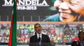 Obama Mandela Speech Cost $500,000 Per Minute