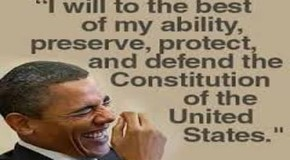 President Obama's Top 10 Constitutional Violations of 2013