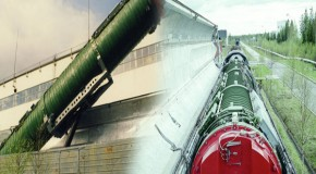 Russia Plans Rail-Mounted Missiles to Counter US Global Strike Program