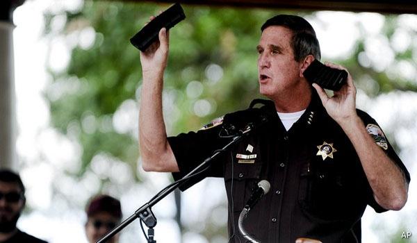 Sheriffs are Refusing to Enforce New Gun Laws