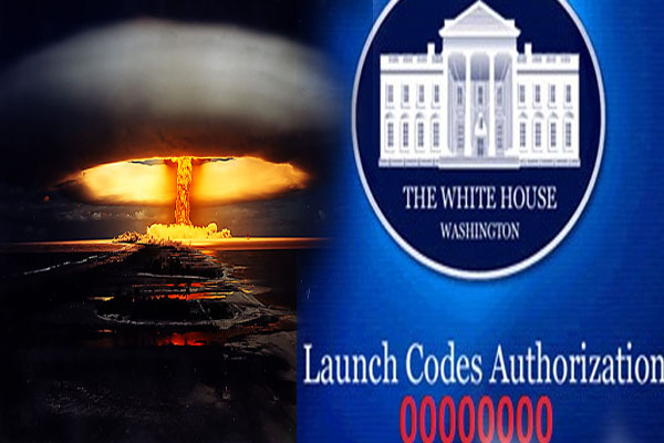 Strategic Air Command Was Not Very Strategic with the Super Secret Nuke Code of 00000000