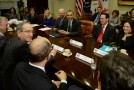 Tech companies call for 'aggressive' NSA reforms at White House meeting