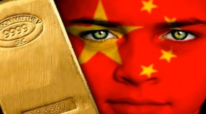 """The Chinese Don't Want Dollars Anymore, They Want Gold"" – London's Gold Vaults Are Empty: This Is Why"