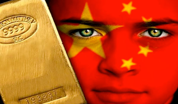 The Chinese Don't Want Dollars Anymore, They Want Gold - London's Gold Vaults Are Empty This Is Why