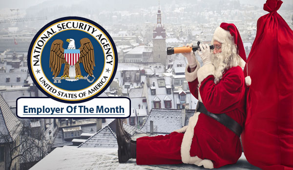 The NSA is Coming To Town