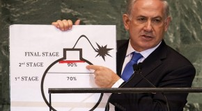 Time to bomb Israel – with truth