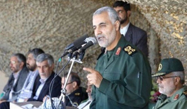US claim of forcing Iran to negotiate, lie IRGC cmdr.