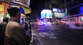 Unarmed Man Is Charged With Wounding Bystanders Shot by Police Near Times Square