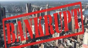 "VAPORIZED: Detroit Obliterates Retirement Funds: 80% Cuts to Pensioners: ""This Is Going to Affect Everyone"""