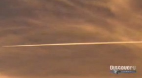 Video: CHEMTRAILS Exposed on Discovery Channel