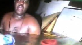 Video: Man Found Alive After 3 Days Trapped In A Sunken Ship