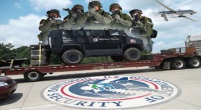 Why Is Homeland Security Taking Control of Local Police?
