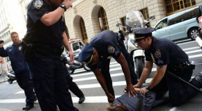 Yes, Virginia, there is a police state