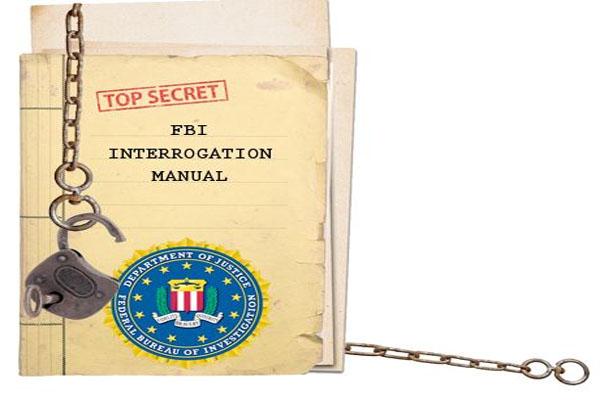 You'll Never Guess Where This FBI Agent Left a Secret Interrogation Manual