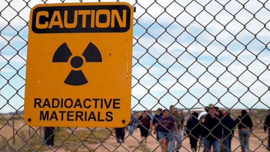 1400% Radiation Hot Spot Found on San Francisco Beach