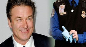Alec Baldwin: TSA 'A Disgrace' For Patting Down My Infant Daughter