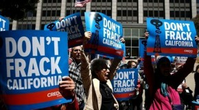 Are you opposed to fracking? Then you might just be a terrorist