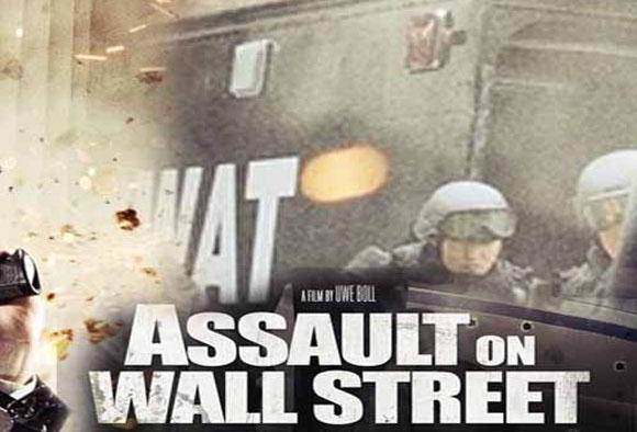 Assault on Wall Street Preaches Revolution