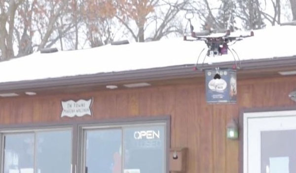 Beer Drone Viral Prompts Slap-down From Government