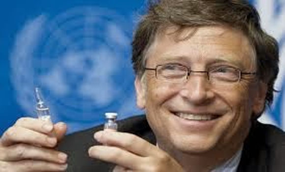 Coming Soon On-Demand Nano-Vaccines Funded by Bill Gates