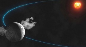 Discovery of water vapour on dwarf planet Ceres could give clues to the origins of life on Earth
