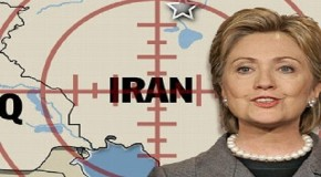 Hillary Clinton pushed for US 'green light' for Israeli attack on Iran