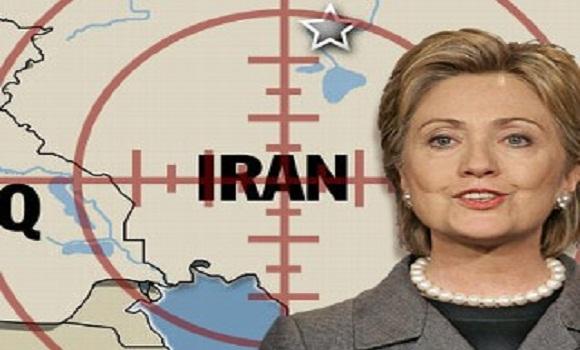 Hillary Clinton pressionou por 'luz verde' dos EUA para o ataque israelense ao Irã