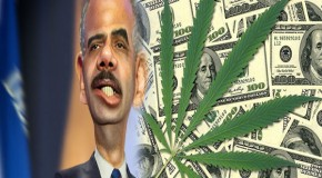 Holder: Feds to set rules for banks and pot money