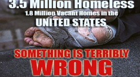 Homeless Round Up Has Begun: Depopulation Agenda
