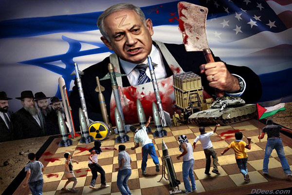 How Israel Gets Away With Murder