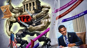 It's War – Stop The TPP & TAFTA